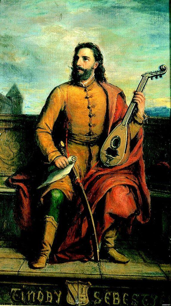 Sebastián Tinódy